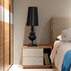 亚美特家具 H-1304-L 床头柜