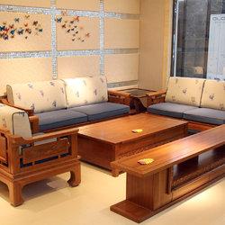 一品木阁 沙发三件套(样品)