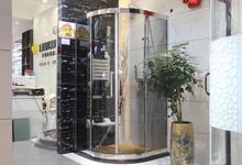 集美家居大红门店列武淋浴房促销1280元/㎡