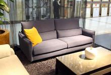 非同现代布艺直排双人位沙发特价6980元