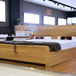 凤阳家具 双人床+床垫 套餐