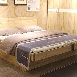 强力家具 C02 D17 板式床