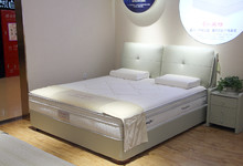 爱舒8009双人床+梦舒床垫 套餐18000元/套