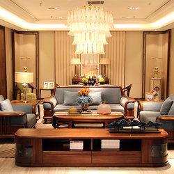 圣华家具 铁森林系列客厅沙发