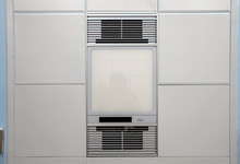 浴室取暖选浴霸还是暖风机 看看专业意见