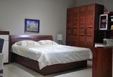 德美时代家具新店开业 卧室四件套3980元
