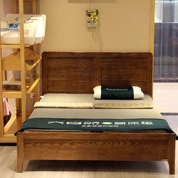大自然棕 强护脊 床垫