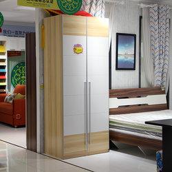 五木家具 两门衣柜(样品)