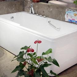 法恩莎卫浴 五件套浴缸
