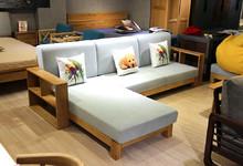 记铖工坊北欧风格转角沙发 特价4580元