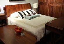 查里世家海棠木卧室套餐 特价28869元