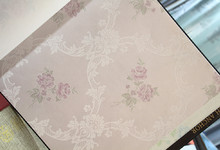 爱舍深压纹壁纸 防水抗污易于清洁