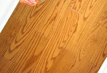 久盛红橡木实木地板 年末特价388元/㎡