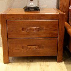 文华家瑞  W1401B  床头柜