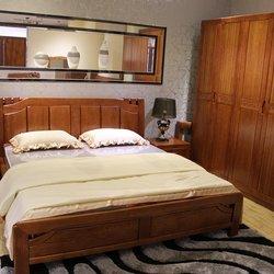 文华家瑞  W15011C2  高箱大床