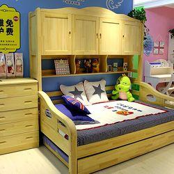 可爱多 S905连体床+S853托床