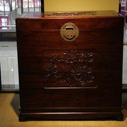 名匠木坊 510 大樟木箱