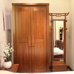 一品木阁 Y920-1090 二门衣柜