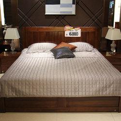 品智 A17-1800 双人床箱