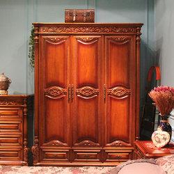 斯贝迪曼家具 HY-8-3 三门衣柜