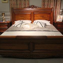 斯贝迪曼家具  L-1 双人床