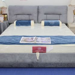 爱舒 A70 布艺床