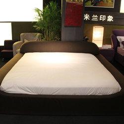 米兰印象  雷诺顶级  床架+乳胶王子  床垫