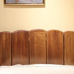 一木缘  H013  儿童床头1.2(双喜)