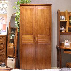 显赫世家家具 VS17-5 二门衣柜