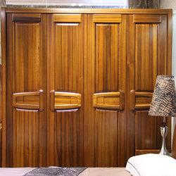 显赫世家家具 5106 四门衣柜
