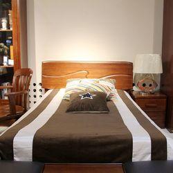 圣诺·实木 802 单人床