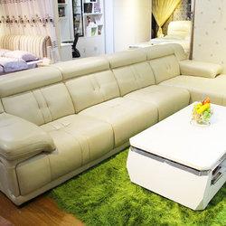 京亿丰家具  皮沙发