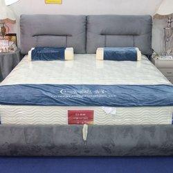 双人床+床垫
