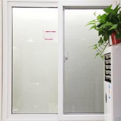 七彩门窗 80#平开窗