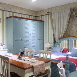 路易庄园 N-06双人床