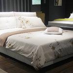 米兰印象 拉齐奥双人床(含床垫)