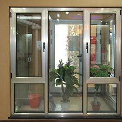 七彩门窗 75系列断桥铝窗